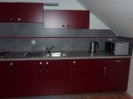 II. apartmán - kuchyně