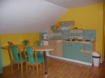 I. apartmán - kuchyně